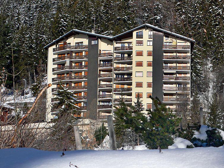 Lägenhet för upp till 2 personer med 1 rum på La Combaz A/B - Crans-Montana