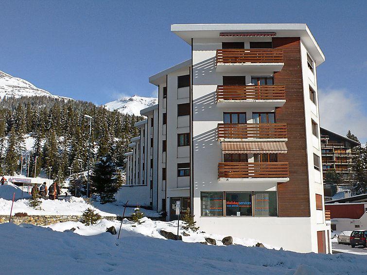 Lägenhet för upp till 2 personer med 1 rum på Barzettes-Vacances B - Crans-Montana