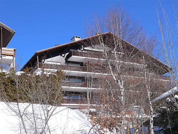 Leilighet for opp til 4 personer med 2 rom på La Printanière B - Crans-Montana