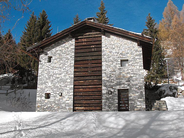 Semesterhus för upp till 2 personer med 2 rum på Petit-Robert - Crans-Montana