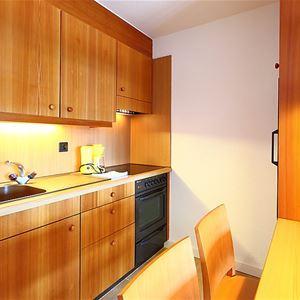 Lägenhet för upp till 2 personer med 1 rum på Appart-hôtel Helvetia Intergolf - Crans-Montana