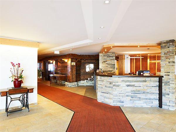 Appart-hôtel Helvetia Intergolf Crans-Montana