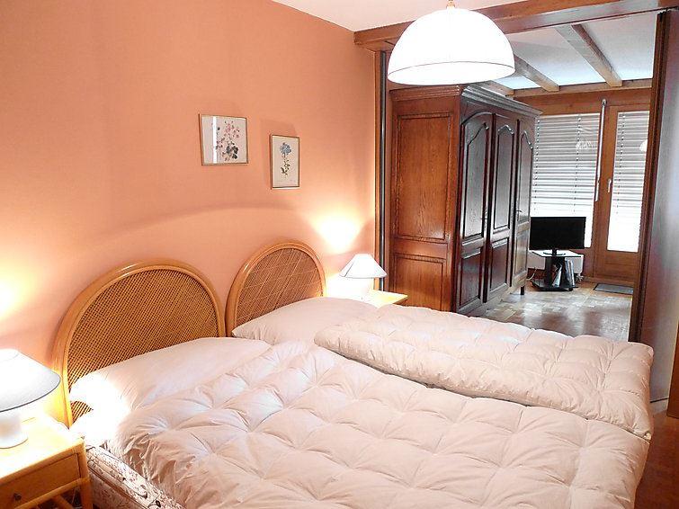 Lägenhet för upp till 4 personer med 2 rum på Terrasse des Alpes - Montana