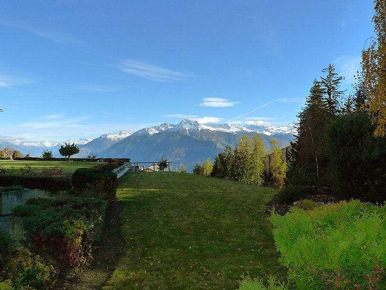 Terrasse des Alpes - Montana
