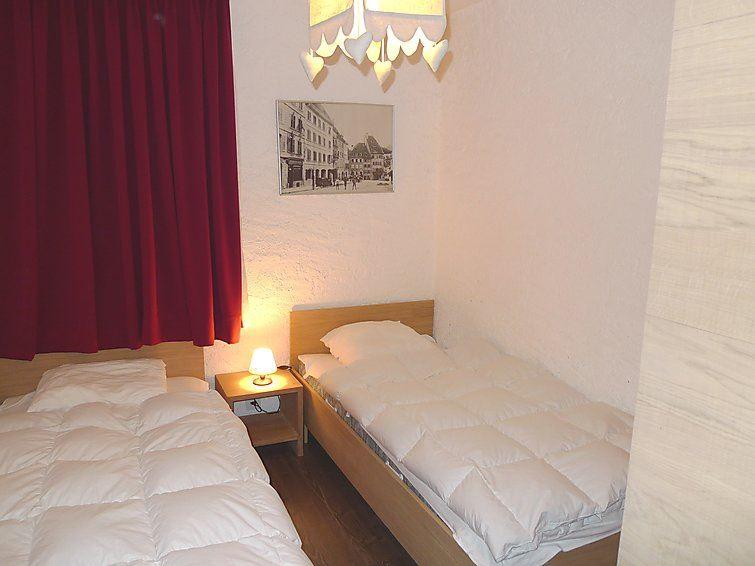 Lägenhet för upp til 5 personer med 3 rum på Mont-Tana - Crans-Montana