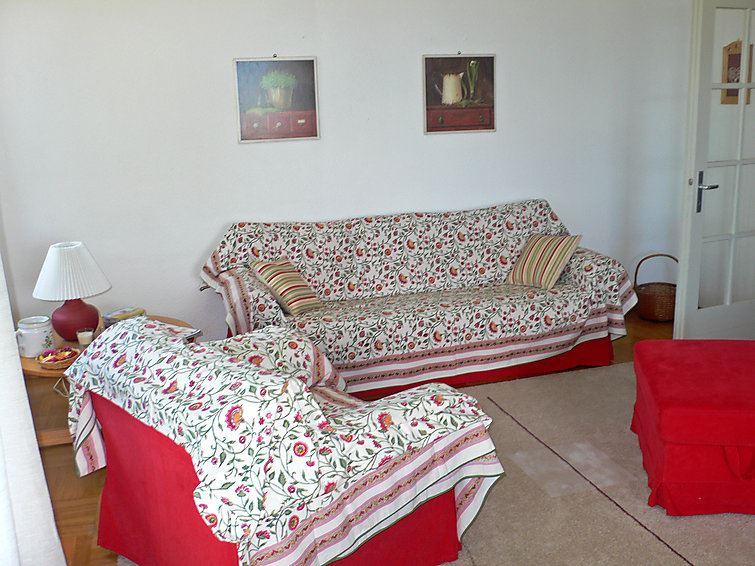 Lägenhet för upp till 4 personer med 2 rum på Plein-Soleil A - Crans-Montana
