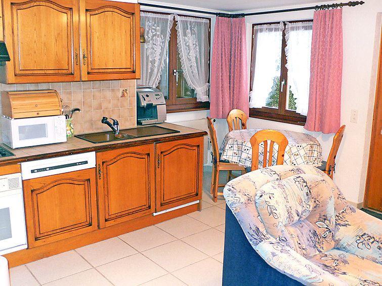 Feriehus for opp til 4 personer med 3 rom på L'Etoile - Crans-Montana