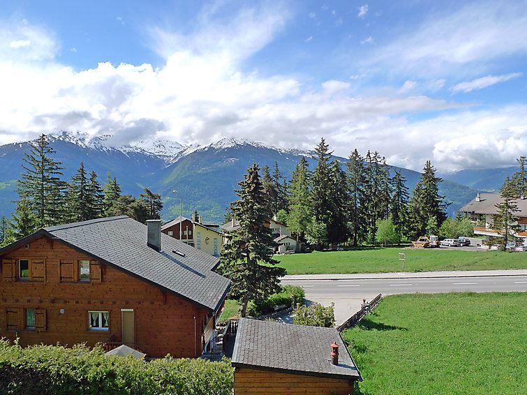 Leilighet for opp til 4 personer med 3 rom på Grand-Air - Crans-Montana