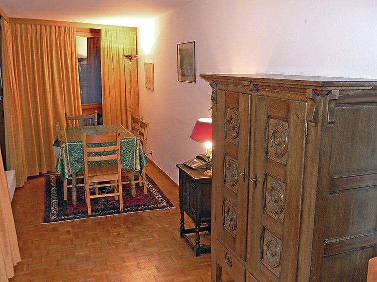 Leilighet for opp til 5 personer med 3 rom på Les Mischabels - Crans-Montana