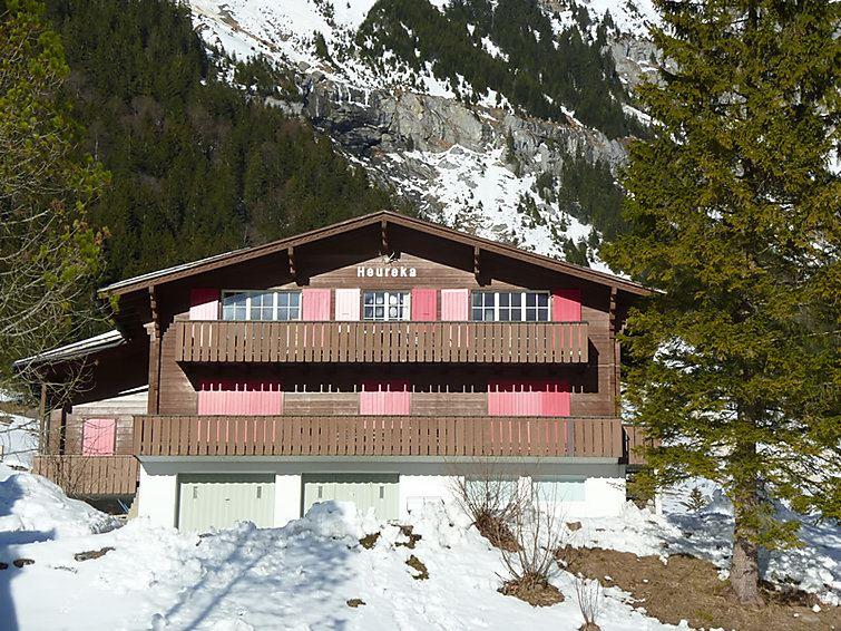 Lägenhet för upp till 8 personer med 4 rum på Heureka - Horbis - Engelberg