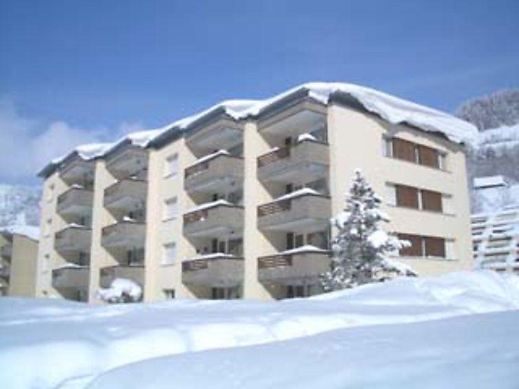 Leilighet for opp til 3 personer med 1 rom på Sunnmatt Süd 233 - Engelberg