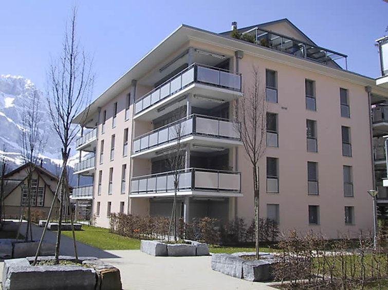 Leilighet for opp til 4 personer med 3 rom på Dorfstrasse 50a - Engelberg