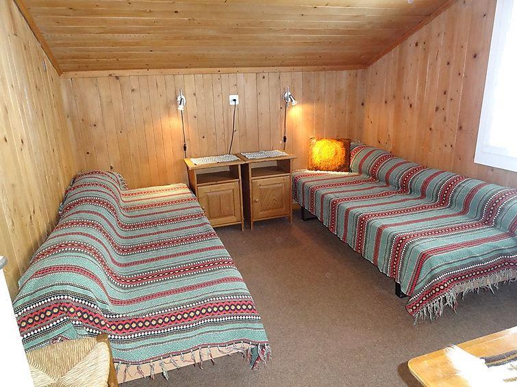 Leilighet for opp til 4 personer med 3 rom på Chalet Spannortblick - Engelberg