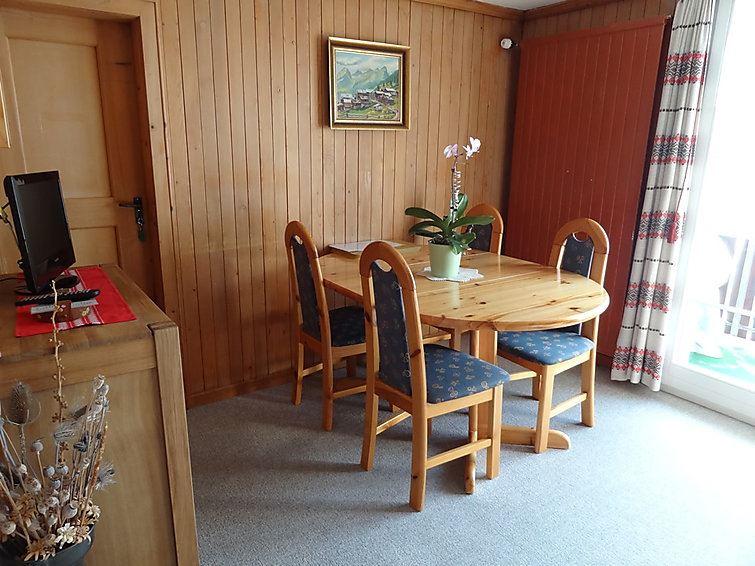 Lägenhet för upp till 4 personer med 3 rum på Chalet Spannortblick - Engelberg