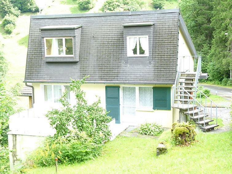 Lägenhet för upp till 4 personer med 3 rum på Waldhaus - Engelberg
