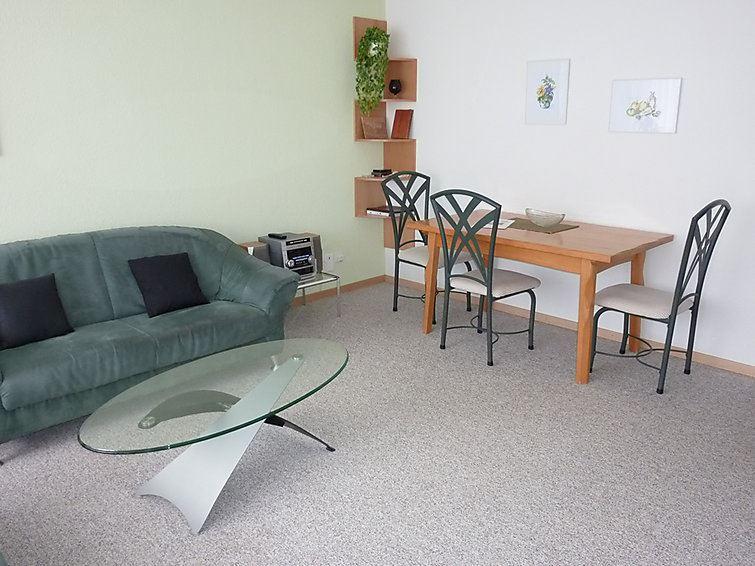 Leilighet for opp til 2 personer med 2 rom på Neuschwändi 66/15 - Engelberg
