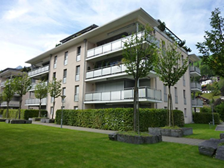 Leilighet for opp til 4 personer med 2 rom på Hess Park - Engelberg