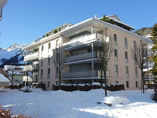 Lägenhet för upp till 4 personer med 2 rum på Hess Park - Engelberg