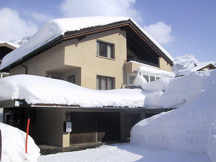 Leilighet for opp til 4 personer med 3 rom på In der Erlen - Engelberg