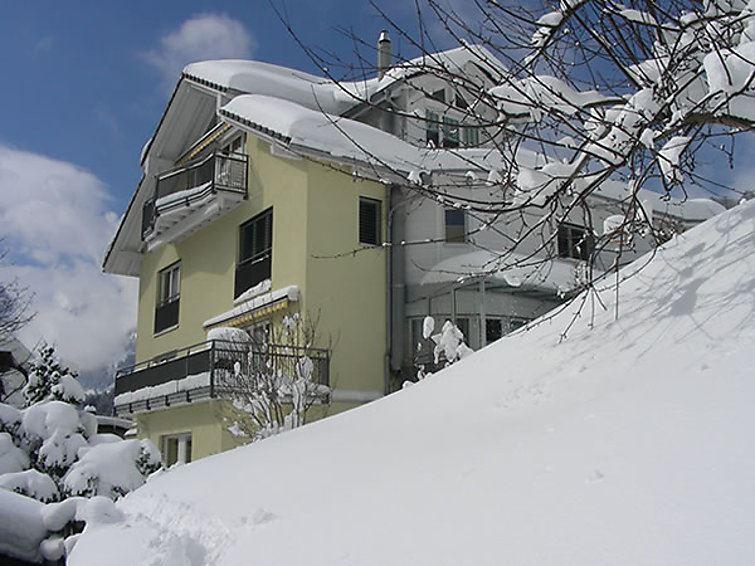 Leilighet for opp til 5 personer med 3 rom på Schönegg - Engelberg