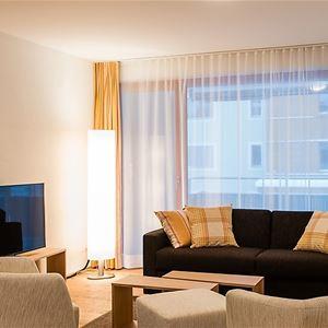 Leilighet for opp til 8 personer med 4 rom på TITLIS Resort Wohnung 614 - Engelberg