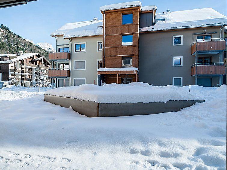 Lägenhet för upp till 8 personer med 4 rum på TITLIS Resort Wohnung 604 - Engelberg