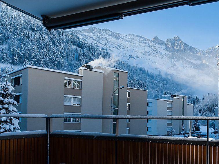 Leilighet for opp til 8 personer med 4 rom på TITLIS Resort Wohnung 714 - Engelberg