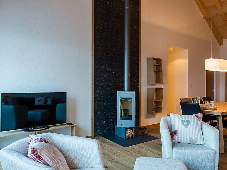 Leilighet for opp til 8 personer med 4 rom på TITLIS Resort Wohnung 731 - Engelberg