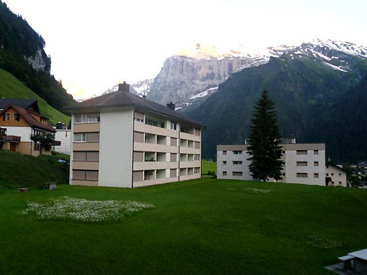 Leilighet for opp til 4 personer med 2 rom på Neuschwändi 63 - Engelberg