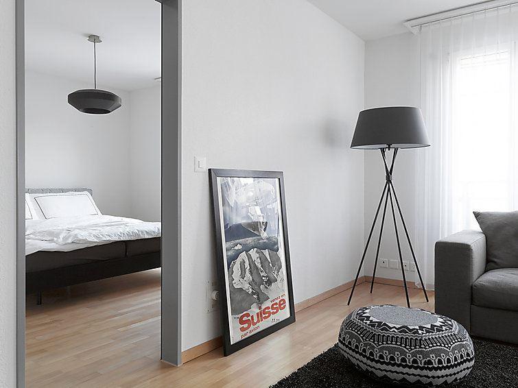 Lägenhet för upp till 4 personer med 3 rum på Hess Park - Engelberg