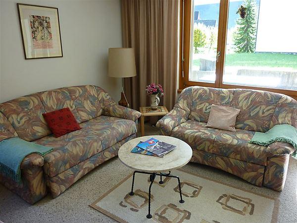 Lägenhet för upp till 4 personer med 2 rum på Blumenweg 6 - Engelberg