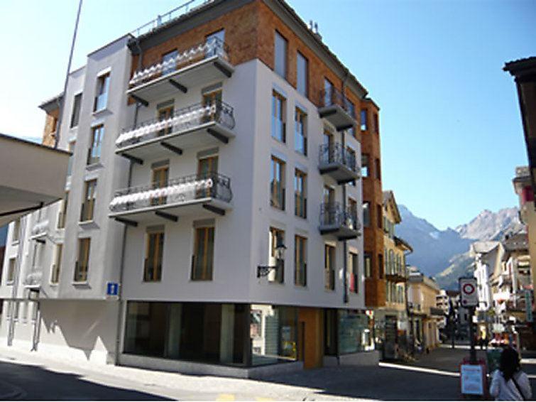 Leilighet for opp til 4 personer med 2 rom på Villa Maria Appt. 32 - Engelberg