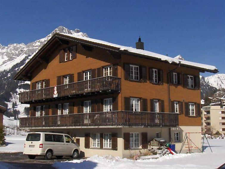 Lägenhet för upp till 2 personer med 1 rum på Birrenhof Dachwohnung - Engelberg