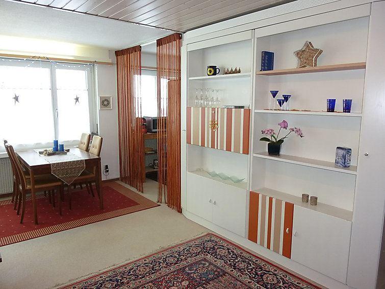 Lägenhet för upp till 3 personer med 1 rum på Örtigen 4 - Engelberg