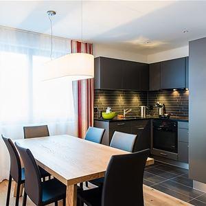 Lägenhet för upp till 6 personer med 3 rum på TITLIS Resort Wohnung 711 - Engelberg