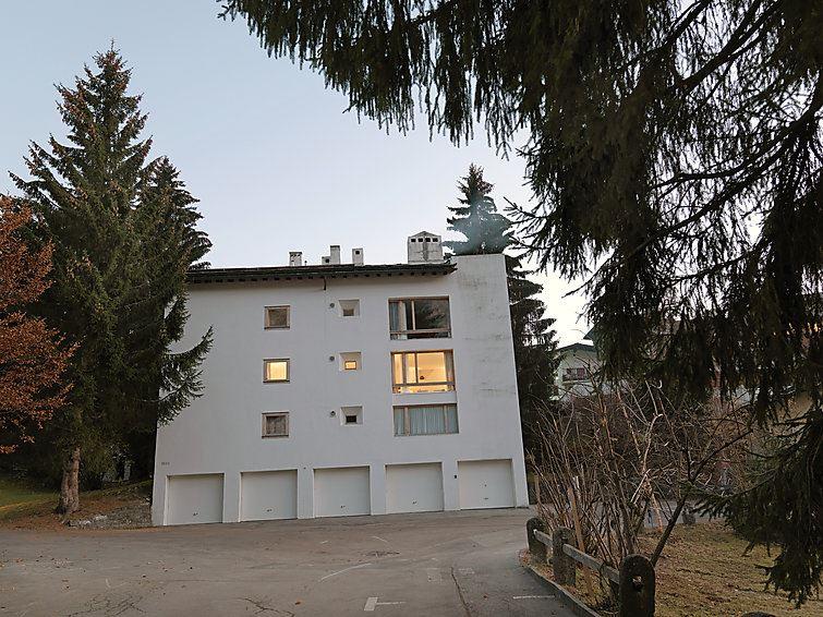 Lägenhet för upp till 6 personer på Olzà -  Flims