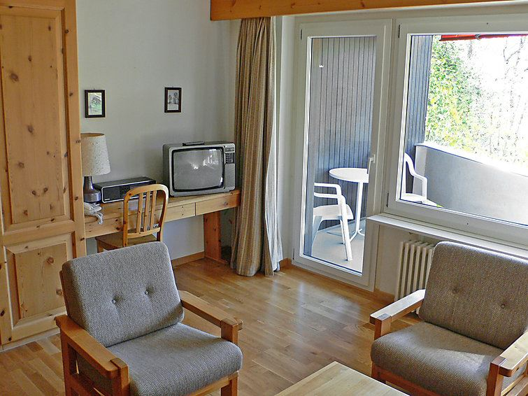 Lägenhet för upp till 4 personer med 1 rum på Residenza Quadra (Utoring) - Flims
