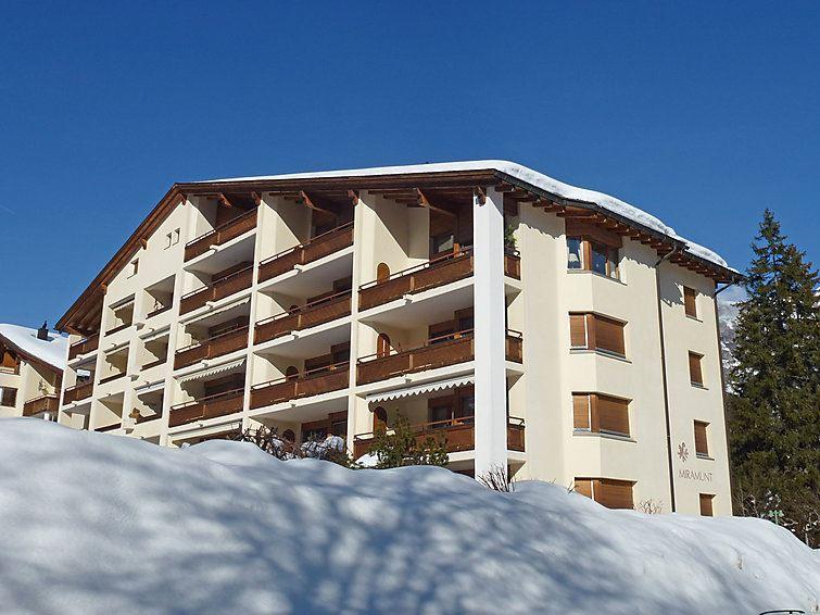 Lägenhet för upp till 2 personer med 1 rum på Miramunt - Flims