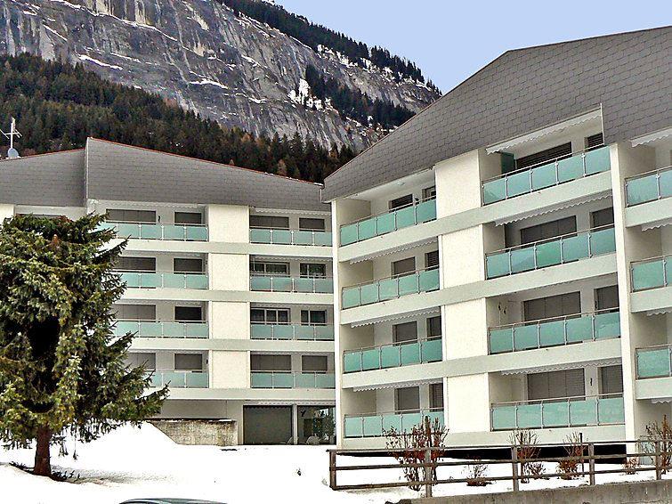 Lägenhet för upp till 2 personer med 1 rum på Ner A - Flims