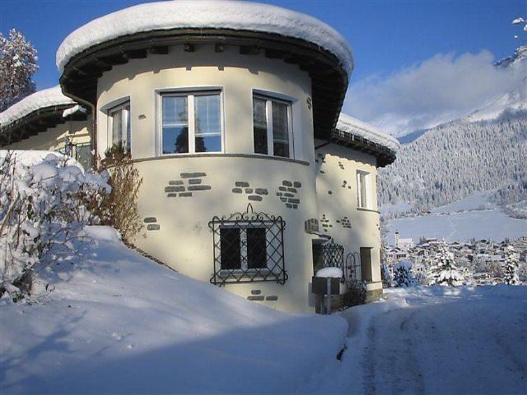 Lägenhet för upp till 2 personer med 2 rum på Casa Arnica - Flims