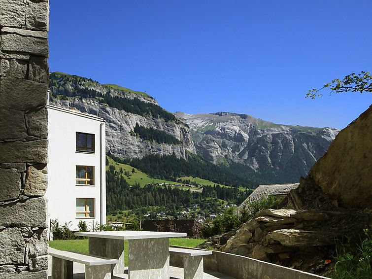 Lägenhet för upp till 8 personer med 5 rum på The Mountain Suites-Promenade Flem - Flims