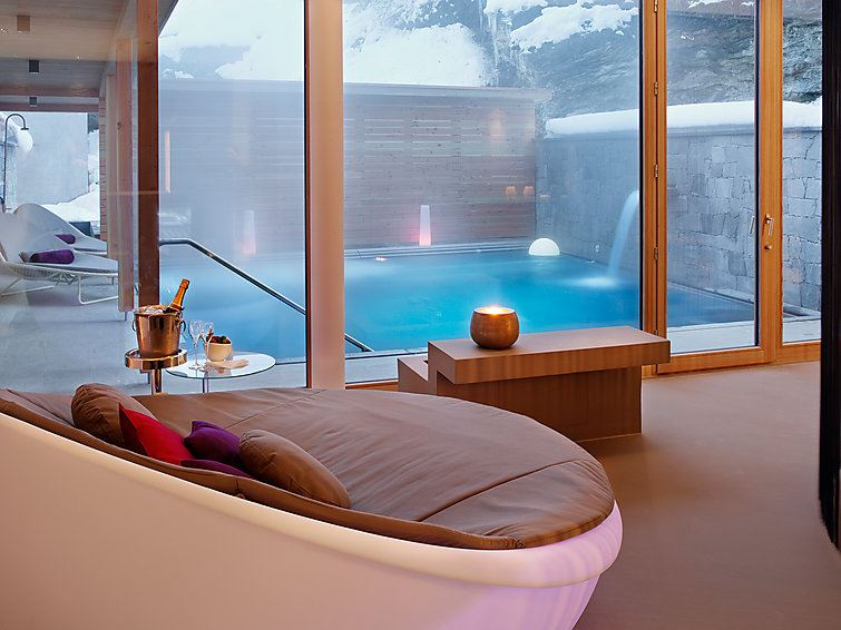 Leilighet for opp til 8 personer med 5 rom på The Mountain Suites-Promenade Flem - Flims