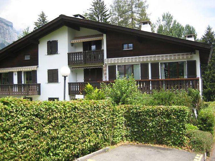 Leilighet for opp til 2 personer med 1 rom på Villa Waldpark - Flims