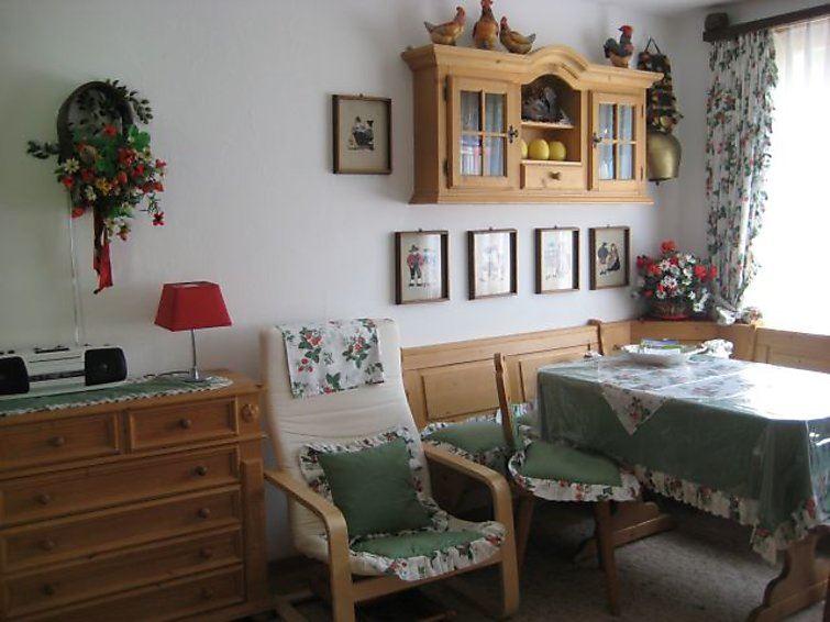Lägenhet för upp till 2 personer med 1 rum på Villa Waldpark - Flims