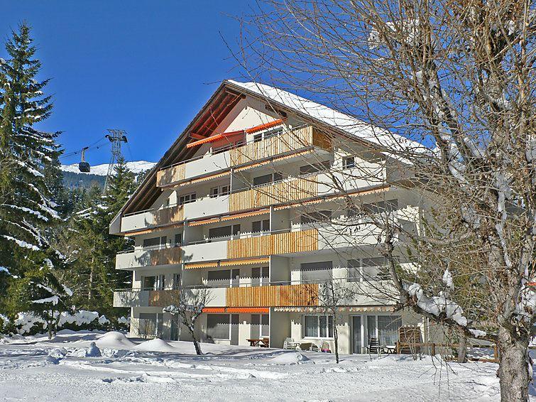 Lägenhet för upp till 2 personer med 1 rum på Val Signina - Laax
