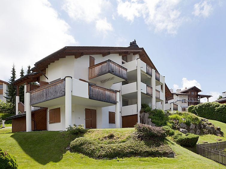 Lägenhet för upp till 4 personer med 2 rum på Pasler - Falera