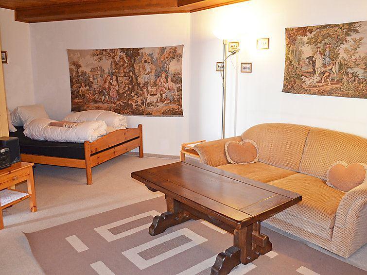 Lägenhet för upp till 4 personer med 2 rum på Lennari A - Laax