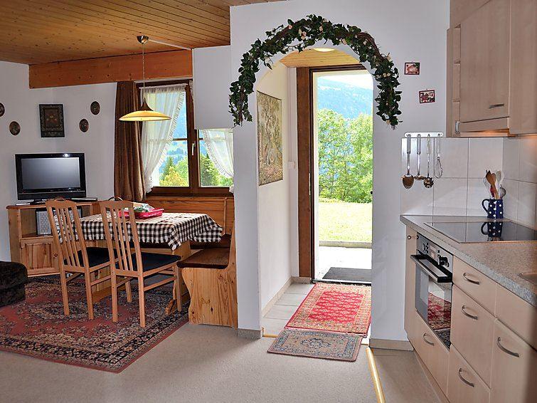 Lägenhet för upp till 2 personer med 1 rum på Lennari B - Laax