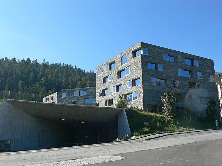 Lägenhet för 4 personer med 3 rum på Rocksresort - Laax