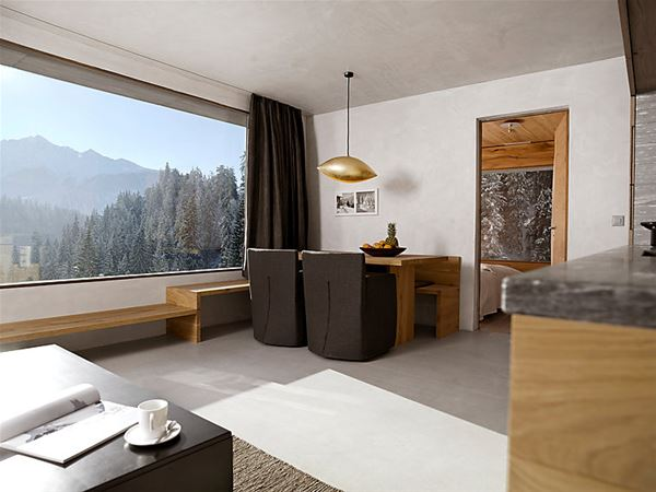 Lägenhet för 6 personer med 4 rum på Rocksresort - Laax